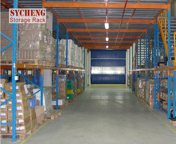 仓储货架的类型,仓储货架性能判断标准