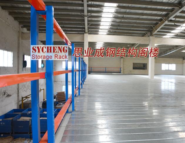 钢结构的特点,钢结构平台的优势