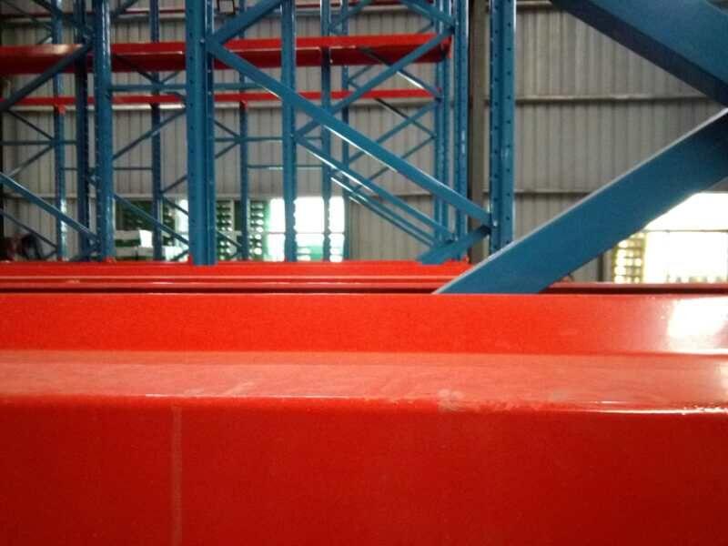 横梁式货架结构特点怎么去认识呢?